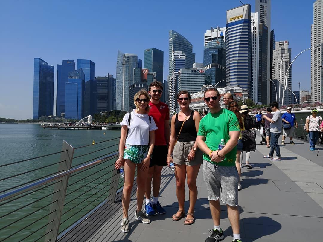 The Walking Singapore